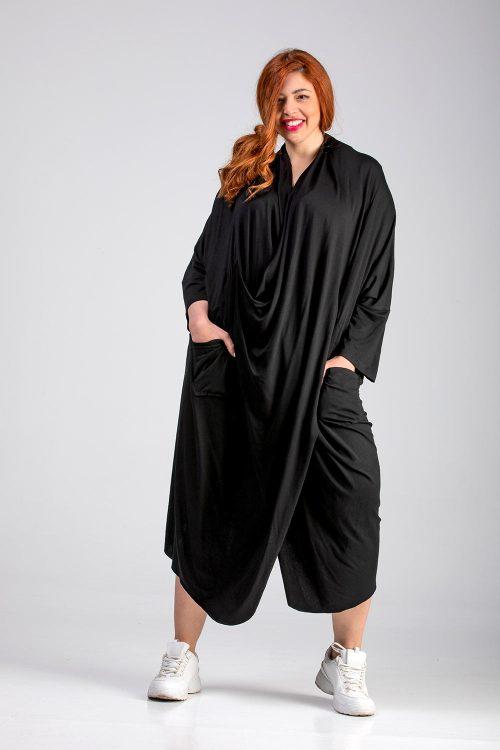 Φόρεμα-plus size-μεγάλα μεγέθη-υπερμεγέθη